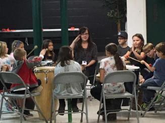Hand-Drumming Class