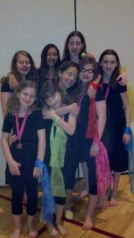 Friends Dancers