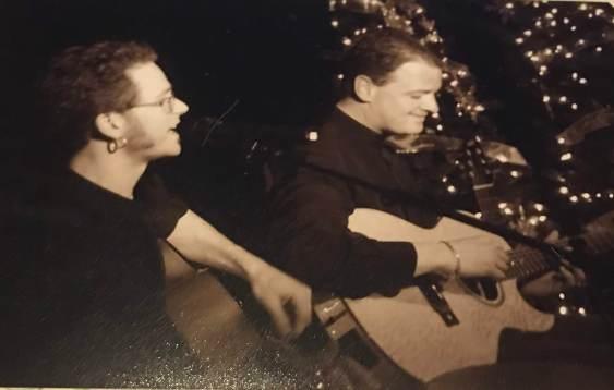 Benjamin Payne and Adam Cord