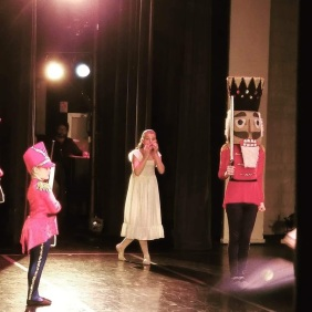 Wayne Center for the Arts 2018, Brielle Burchard, Hannah Arnold, and Julian Grimes