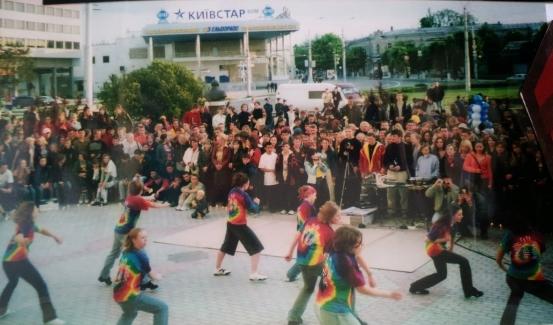 LFDC and Malone University Simferopol, Ukraine 2003